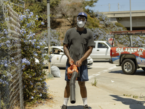 South LA's Cleanup Protests: 'Don't Wait For Anybody To Tell You When To Do It'