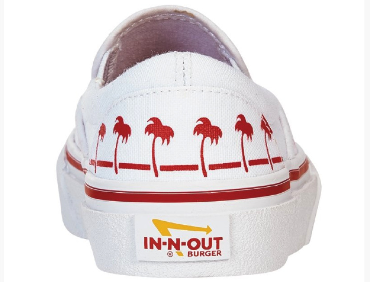 In-N-Out Is Selling Sneakers — For