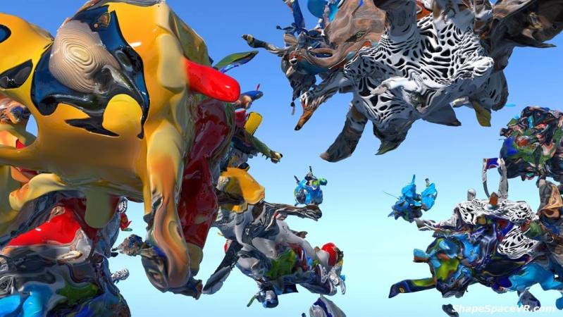 Free Pasadena VR Art Show Goes Way Beyond Games