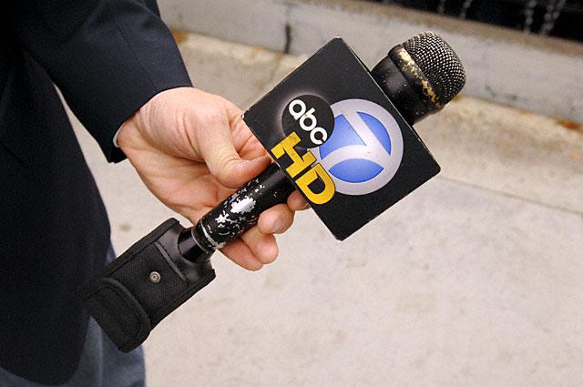 Carlos Granda's Microphone