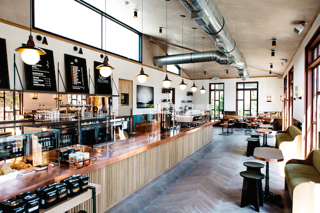 New Organic Cafe Venice Ca