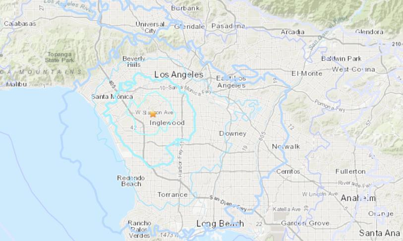A 3.7-Magnitude Quake Shook LA Overnight (Lucy Jones Slept Through It)