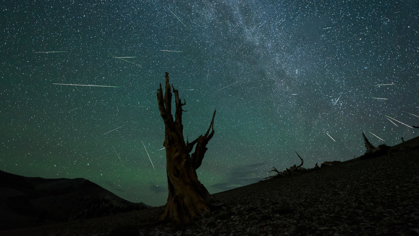 It's Perseid Meteor Shower Time, LA  Here Are Pro Tips For