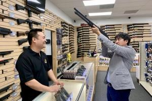 Coronavirus Fears Drive Chinese Immigrants To SGV Gun Shops