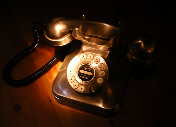 remember when we liked telephones