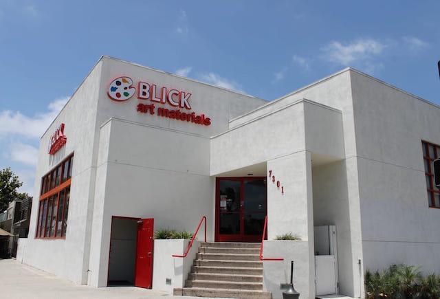 Art Supply S In Los Angeles