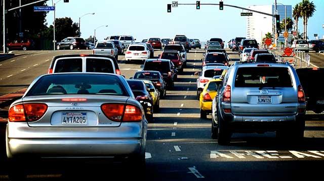 RAND Corporation Los Angeles Traffic study