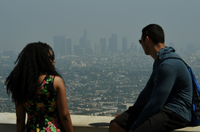Take A Deep Breath And Read About How Bad LA Smog Really Is