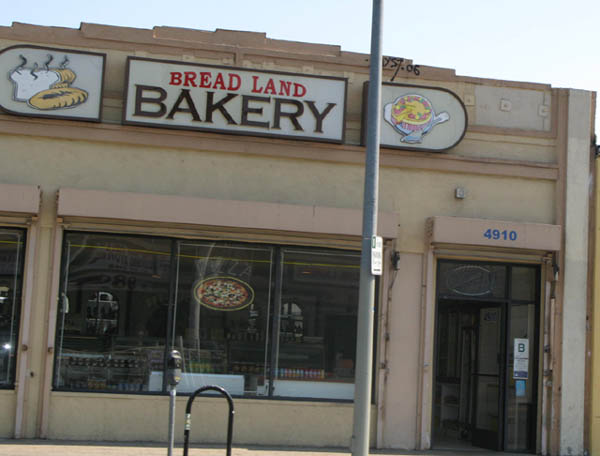 old school Armenian bakeries