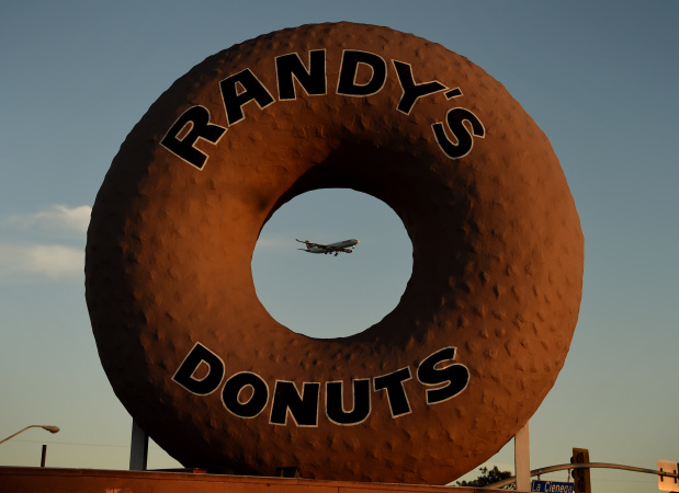 Get A Free Randy's Donut In El Segundo Today