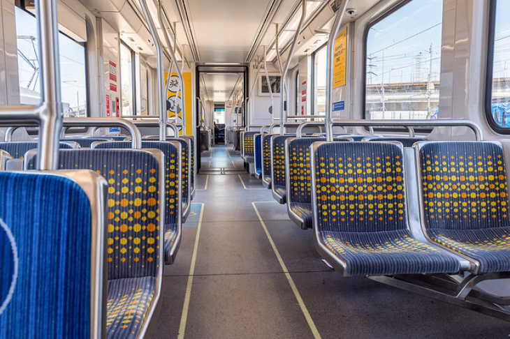 Today In LA Metro News: Replacing Those Nasty Fabric Seats And Bike Share Backpedaling