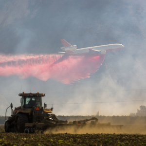Maria Fire: Nearly 9,000 Acres Burned, Containment at 0%