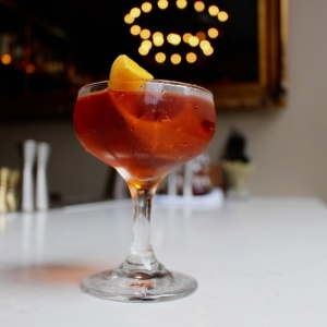 Drink Negronis Across Los Angeles All Week, For Charity