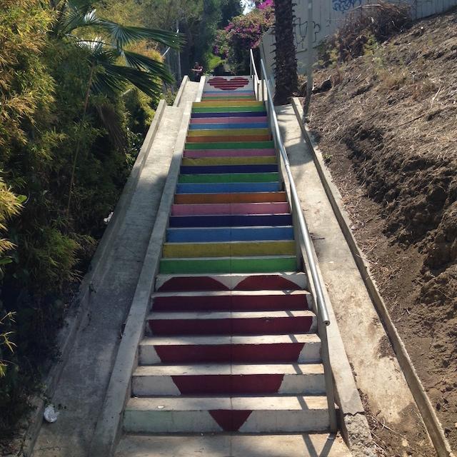Secret Stairs Silver Lake.JPG