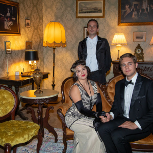Live Like The Aristocracy At The ArcLight's Downton Abbey Experience