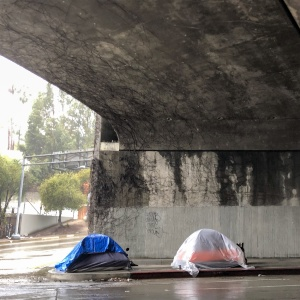 LA Counts Its Homeless, But Counting Everybody Is Virtually Impossible