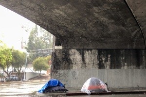Homeless LA Residents Are Ordered To Be Moved From Under Freeways