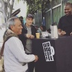 This Pop-Up Coffee Cart Serves Free And Sliding-Scale Coffee On Skid Row