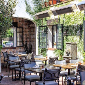 The Best Outdoor Dining Patios In Los Angeles