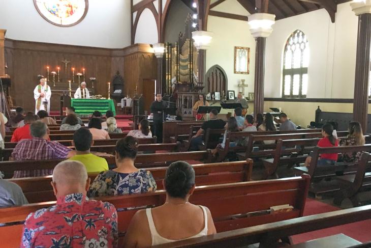 Lincoln Heights Churchgoers Say Threat Of ICE Raids Is