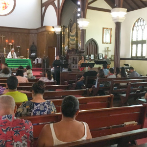 Lincoln Heights Churchgoers Say Threat Of ICE Raids Is Scaring People Away