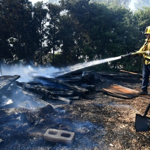 Easy Fire: Over 1,800 Acres Burned; Blaze Now 60% Contained