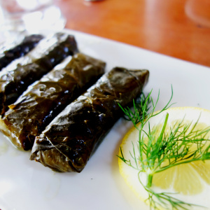 The Complicated Comfort Of Syrian Grape Leaves