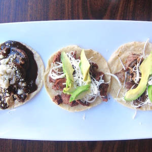 This Hole-In-The-Wall Oaxacan Restaurant Has Some Seriously Good Tacos