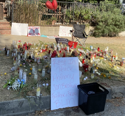 Even With Video, Experts Disagree On The Shooting Of Anthony McClain