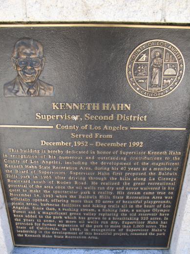 Hahn sign