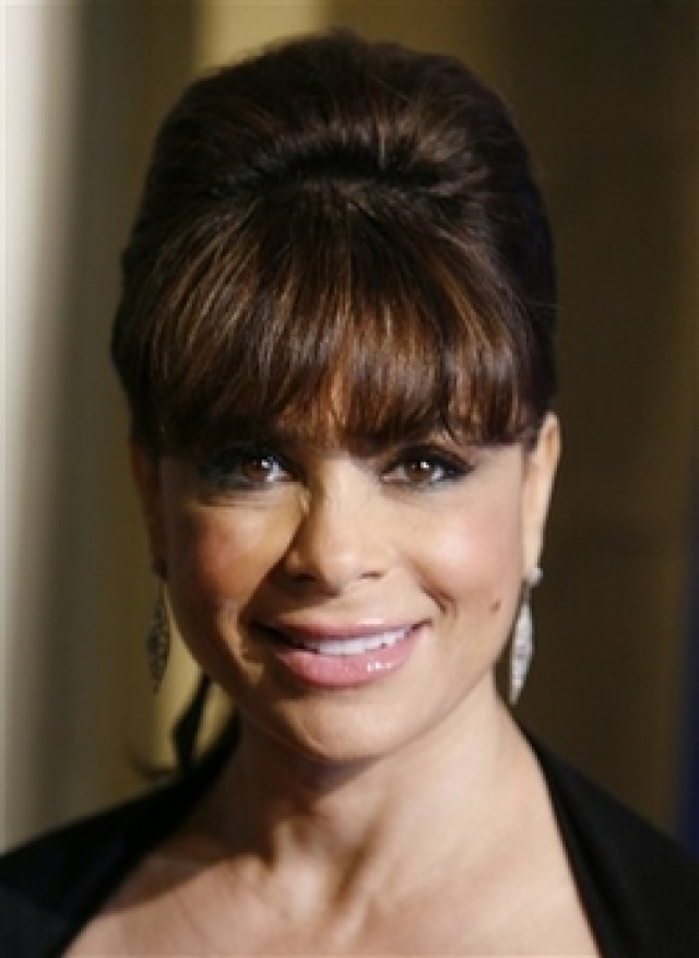 Tv Junkie Paula Abdul Tries To Appear Normal On Leno -1041