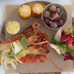 Ray's & Stark Bar Has A New Splurge-Worthy Lobster Menu