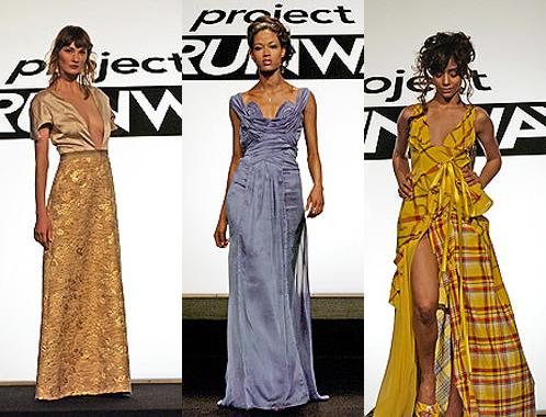 Project Runway 309 Couture Du Jour Laist