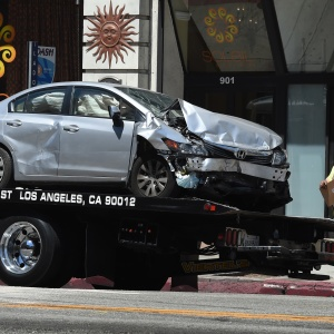 LAPD Is Joining The 21st Century By Allowing You To File A Car Accident Report Online