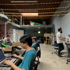 The Punk Culver City Video Game Collective Making Games In A Weird Warehouse