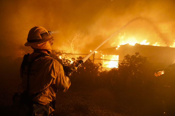 LA's Fire Conditions Are 'Particularly Dangerous' Right Now. How Firefighters Are Getting Ready