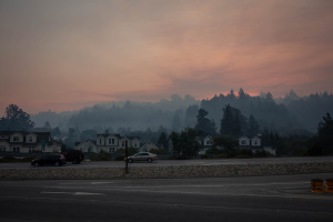 How To Weigh Evacuation Options With Both Wildfires And COVID At Your Door