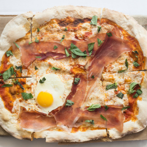 12 Places To Get Breakfast Pizza In Los Angeles