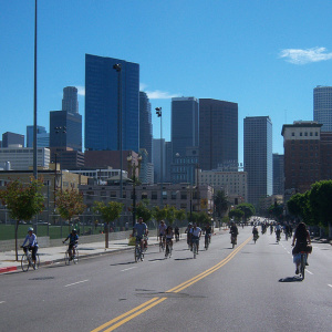 CicLAvia Returns To Downtown L.A. Sunday