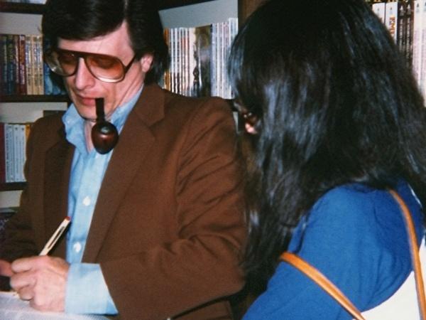 Fans Mourn Sci-Fi Legend Harlan Ellison