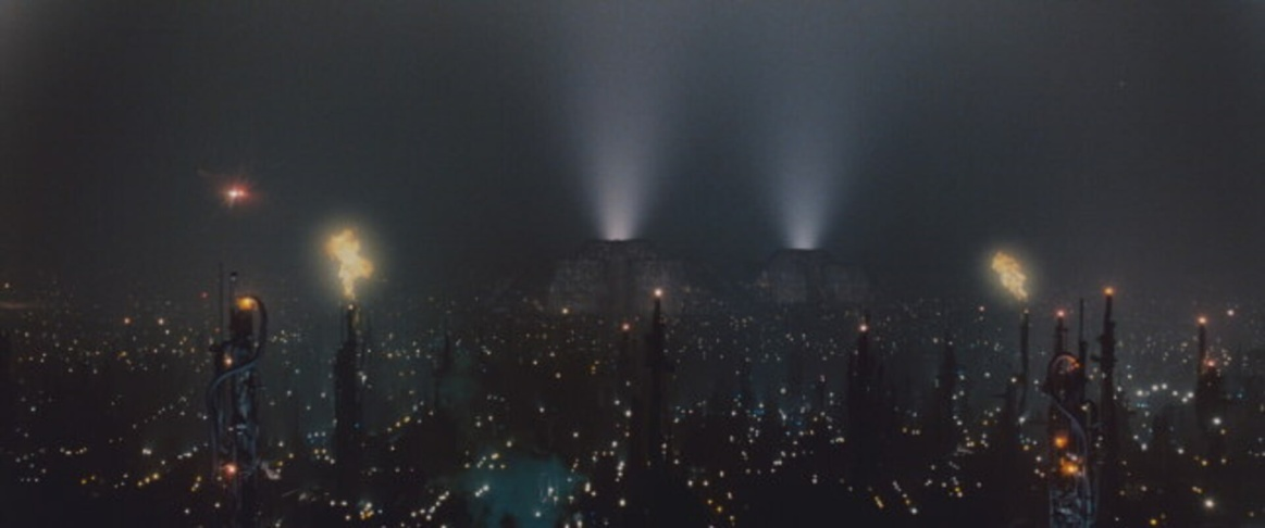 How The Dark Future Of Blade Runner's 2019 Los Angeles Looks In The Light  Of Actual Today: LAist