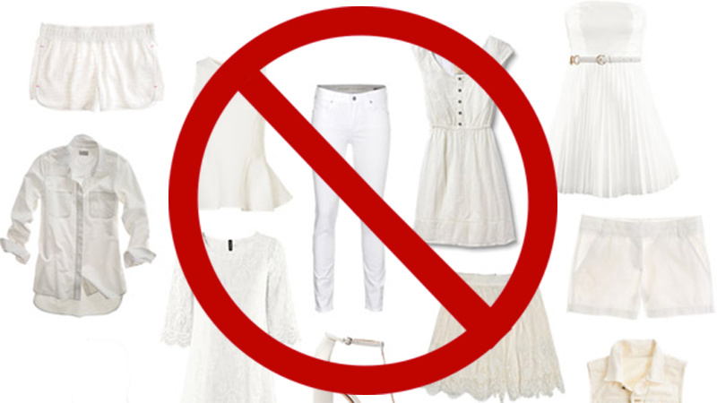Why Can't We Wear White After Labor Day?