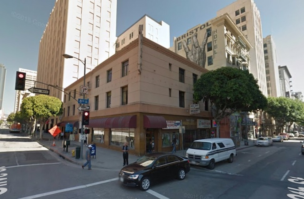 Dunkin Donuts Lands Its First Downtown L A Location Laist