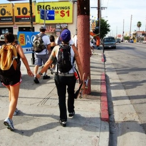 7d12bbb2d Los Angeles Rates 14 on  Best Walking Cities  List