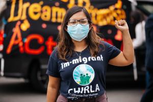 In LA, Biden Election Victory Encourages DACA Recipients Who've Felt Under Siege