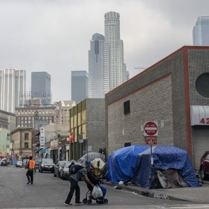 Is LA Waiting Too Long To Help The Newly Homeless?  A New Report Says Yes