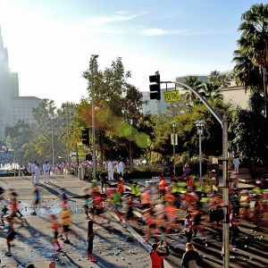The 2019 LA Marathon Is Sunday, So Plan Your Detours Accordingly (Or Sleep In)