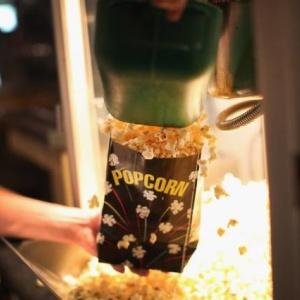 A Brief History Of Movie Theater Popcorn
