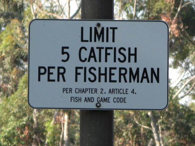 fishing limits