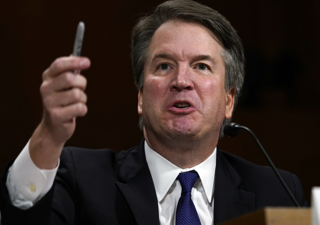 Kavanaugh Hearing Triggering Bad Feelings? Here's Where You Can Get Help